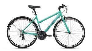 Велосипед Forward Corsica 1.0 28 (2017) Зеленый