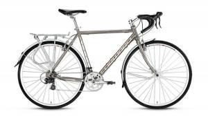 Велосипед Forward York 1.0 28 (2017) Серый