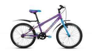 Велосипед Forward Unit 1.0 20 (2017) Фиолетовый Матовый