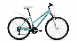 Велосипед Forward Seido 1.0 26 (2017) Зеленый Матовый