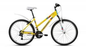 Велосипед Forward Seido 1.0 26 (2017) Желтый