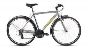 Велосипед Forward Rockford 1.0 28 (2017) Серый Матовый