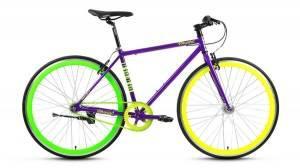 Велосипед Forward Indie Jam 1.0 28 (2017) Фиолетовый
