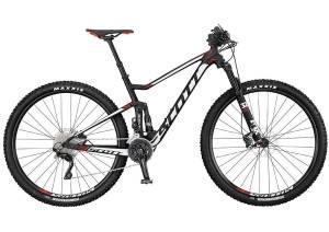 Велосипед Scott Spark 750 (2017)