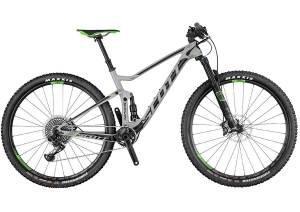 Велосипед Scott Spark 900 (2017)