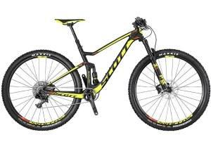 Велосипед Scott Spark 930 (2017)