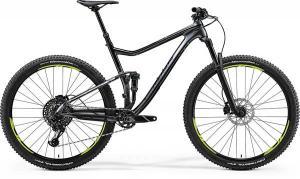 Велосипед Merida One-Twenty 9.6000 Black (Green/Dark Silver) 2018