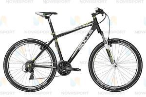 Велосипед Bulls Wildtail (2015) Black/Green