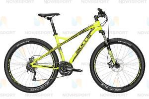 Велосипед Bulls Sharptail 2 Disc 27.5 (2015) Yellow Shiny