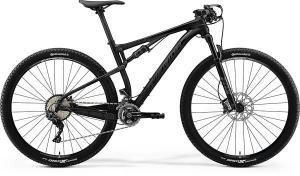 Велосипед Merida Ninety-Six 9.XT Matt UD (Shiny) 2018