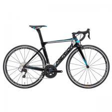 Велосипед Merida REACTO 4000-TW MetallicBlack/Silver/Blue 2019