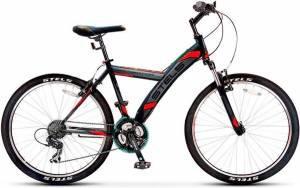 Велосипед Stels Navigator 550 V V030 Черный/Красный