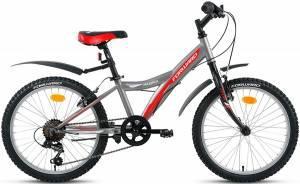Велосипед Forward Majorca 2.0 20 (2017) Серый Матовый