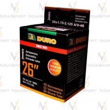 "Велокамера 12"" DURO 12,1/2х2,1/4 А/V/DHB01020"