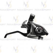 Шифтер/тормозная ручка Shimano Tourney ST-EF51 прав 7ск черный тр.+оплетк ESTEF51R7AL2P
