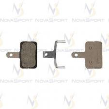 Тормозные колодки Shimano д/диск тормоза BRT615, B01S, пласт., c шплинтомY8C998050