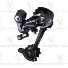 Переключатель задний Shimano Deore 9ск черный IRDM591SGSL
