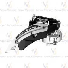 Переключатель передний Shimano Tourney универсальная тяга FD-TX50-3 EFDTX50LX3