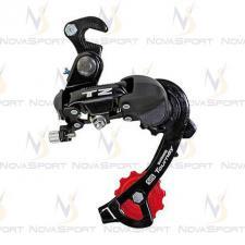 Переключатель задний Shimano Tourney TZ50 GS 6ск крепление на ось 6ск б/уп ARDTZ50GSBT