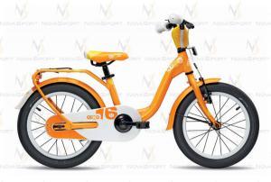 """Велосипед Scool Nixe 16"""""""