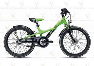 """Велосипед Scool XXlite Pro 20"""" 3 speed"""