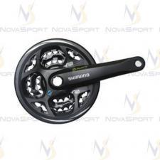 Шатун Shimano Altus FC-M311 черный 170мм EFCM3118C222CL
