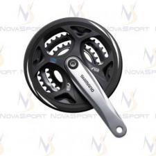 Шатун Shimano Altus FC-M311 черный 175мм EFCM311C222CS