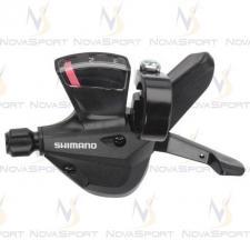 Шифтер Shimano M310 лев 3ск тр 1800мм нерж ESLM310LBT