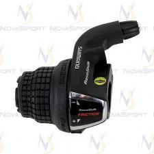 Шифтер Shimano Tourney RS35 лев 3(SIS)ск тр 1800мм б/уп ASLRS35LSBP