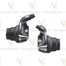 Шифтер Shimano Tourney RS35 прав 6ск тр 2050мм б/уп ASLRS35R6AP