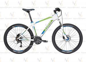 Велосипед Trek (2014) 4300 Trek White/Signature Green/Placid Blue