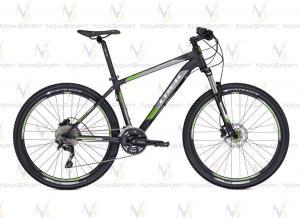 Велосипед Trek (2014) 4700 Matte Trek Black/Signature Green