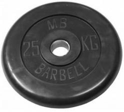 Диск Bestway обрезиненный литой черный 26 мм 1,25 кг