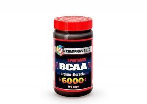 SPORTAMIN®  BCAA 180 капс.