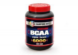 SPORTAMIN®  BCAA 300 капс.