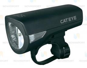 Фонарь передний CAT EYE HL-EL340G Black w/battery
