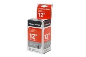 """Велокамера 12"""" Forward TU12(бутил) 1/2х2,1/4 AV"""