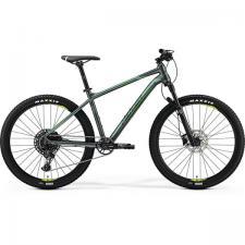 Велосипед Merida Big Seven 600 SilkDarkGreen/NeonGreen 2019
