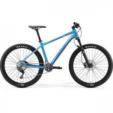 Велосипед Merida Big Seven XT Edition Silk Sea Blue (Silver/Dark Blue)