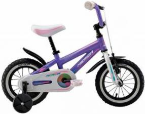 Велосипед Merida Chica J12 Matt Purple/Matt white (2016)