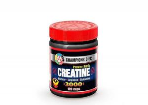 CREATINE Power Rush 3000  120  капс.