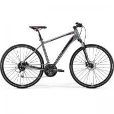 Велосипед Merida Crossway 100 DarkSilver/Red/Black 2019