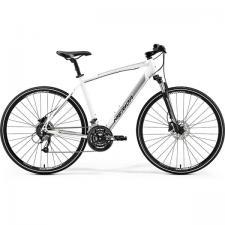 Велосипед Merida Crossway 40-D SilkPearl White (Silver) 2019