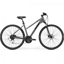 Велосипед Merida Crossway 100 Lady DarkSilver/Red/Black 2019