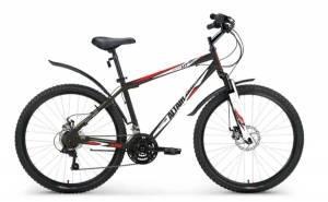 """Велосипед 26"""" Altair MTB HT 3.0 Disc Серый"""