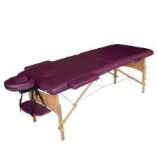 Массажный стол  DFC Nirvana Relax сливовый