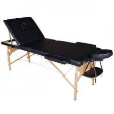 Массажный стол  DFC Nirvana Relax Pro черный