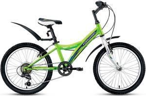 Велосипед Forward Majorca 2.0 20 (2017) Зеленый