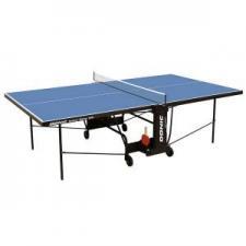 Стол теннисный Donic Indoor Roller 600 синий