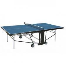 Стол теннисный Donic Indoor Roller 900 синий